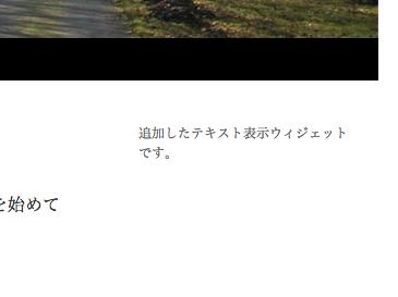 サイト上への表示