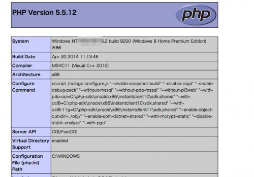 NginxでPHPを実行
